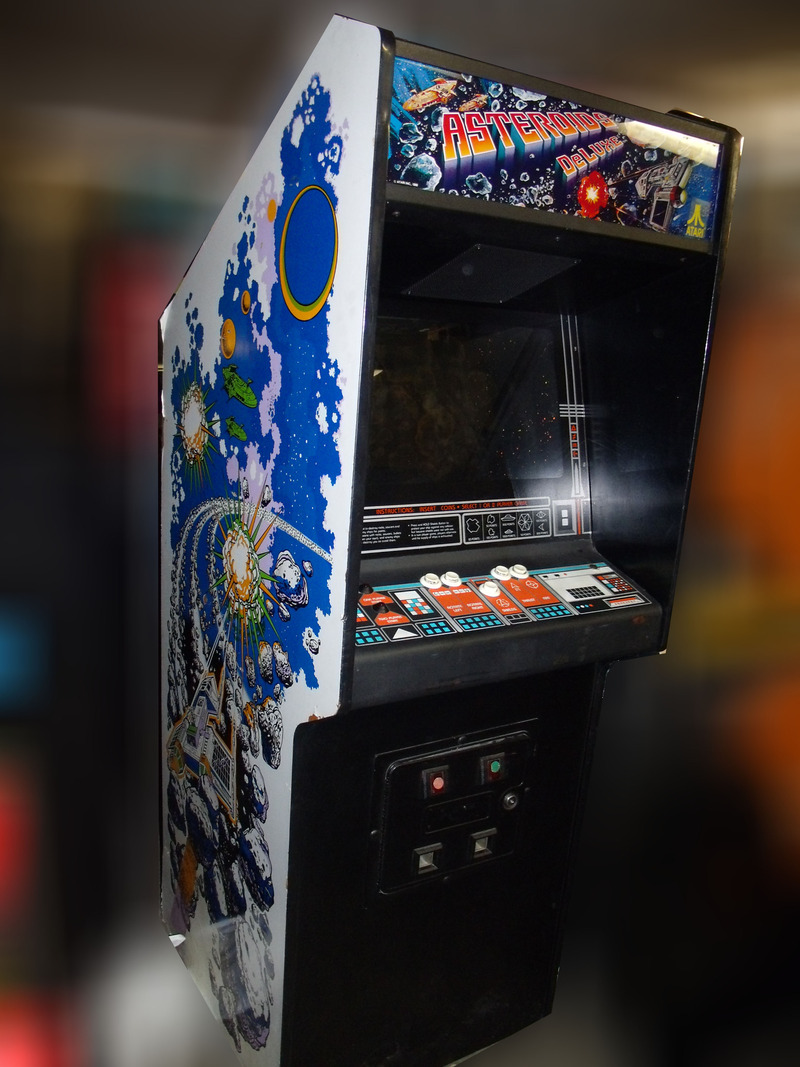 asteroids arcade cabinet - photo #18