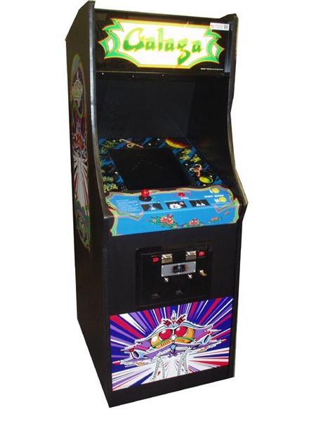 Vintage Arcade Games >> Galaga arcade game - Vintage Arcade Superstore