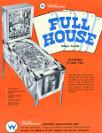 full house pinball machine