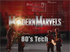 Vintage Arcade Superstore featured on History Channel's Modern Marvels: 80's Tech