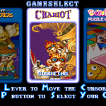 Chariot Arcade Game