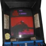 AeroFighters Arcade Game Cabinet