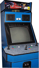 Aliens vs. Predator Arcade game for sale- Vintage Arcade