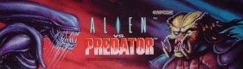 Alien Vs Predator Marquee Art