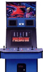 Alien vs Predator Arcade Game