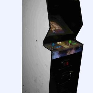Aliens Arcade Cabinet