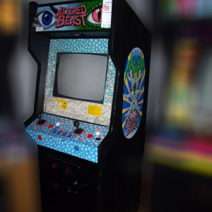 Altered Beast Cabinet