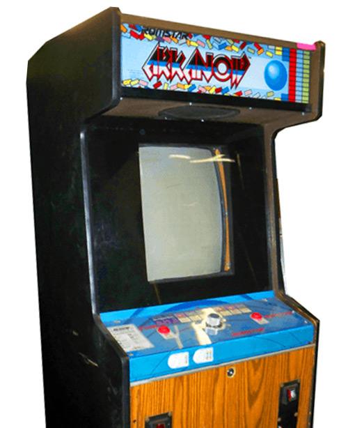 Arkanoid Arcade Game