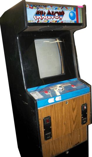 Arkanoid Arcade game for sale- Vintage Arcade Superstore