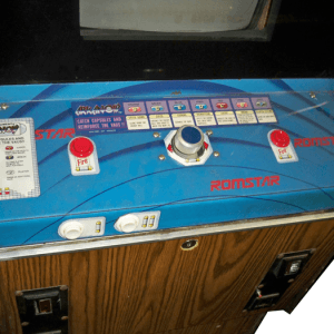 Arkanoid-Control-Panel
