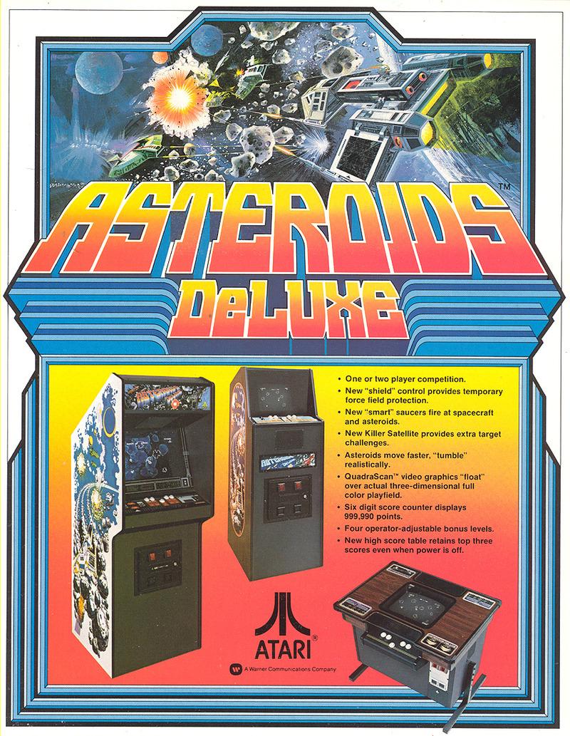 asteroids arcade online - photo #49