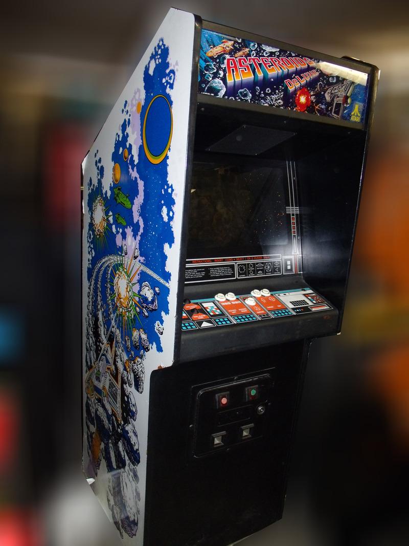 asteroids arcade online - photo #4