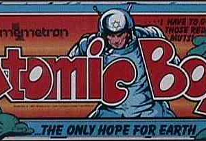 Atomic Boy Marquee