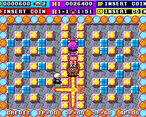 Atomic Punk Gameplay