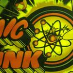 Atomic Punk Arcade Marquee Art