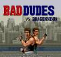 Bad Dudes Vs. Dragon Ninja arcade gameplay