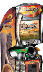 Big Buck Safari Arcade Game