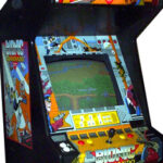 Bionic Commando Arcade Game