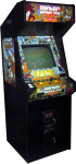 Bionic-Commando-Arcade-Game-Cabinet