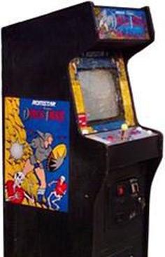 Black Tiger Arcade Game