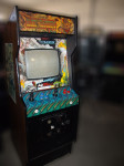 Blood Brothers  Arcade Game Cabinet