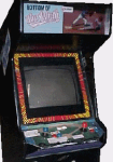 Bottom of the Ninth arcade game cabinet