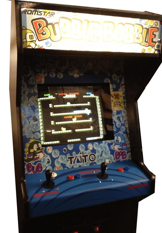 bubble bobble original game