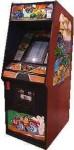 Bump 'n Jump arcade game cabinet