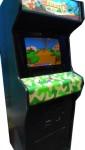 Cabal Arcade Game Cabinet