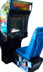 California Speed Arcade Game