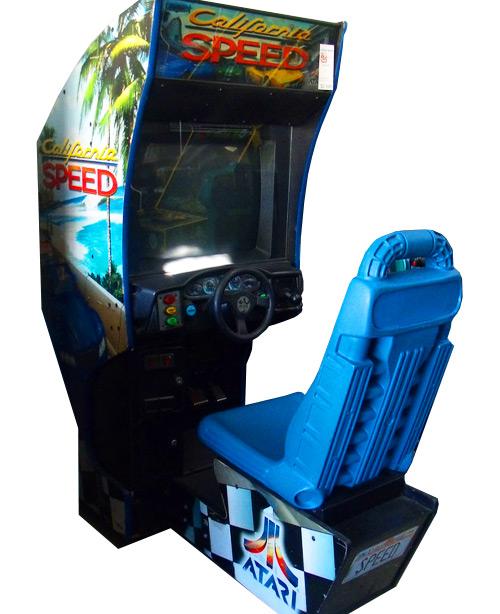 California Speed Arcade Game