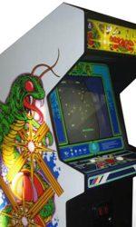 Centipede Arcade Game Restored