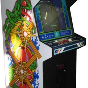 Centipede Arcade Game Cabinet