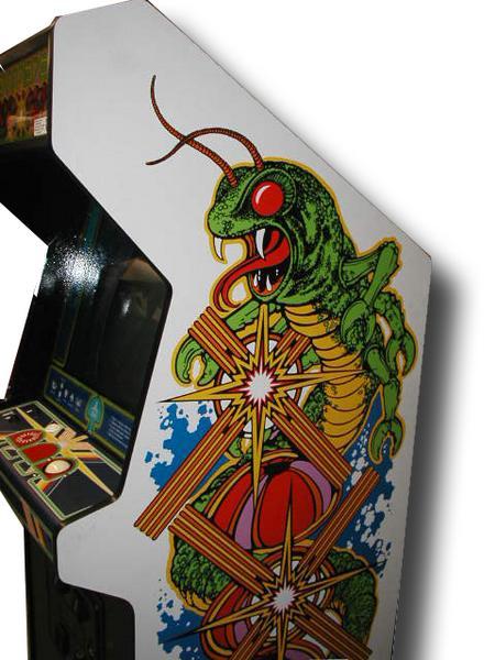 Restored Centipede Arcade Game Vintage Arcade