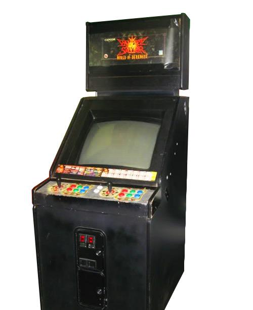 Dark Stalkers Vampire Savior Arcade Game