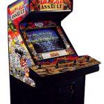 Dessert Assault 4 Player Arcade Game