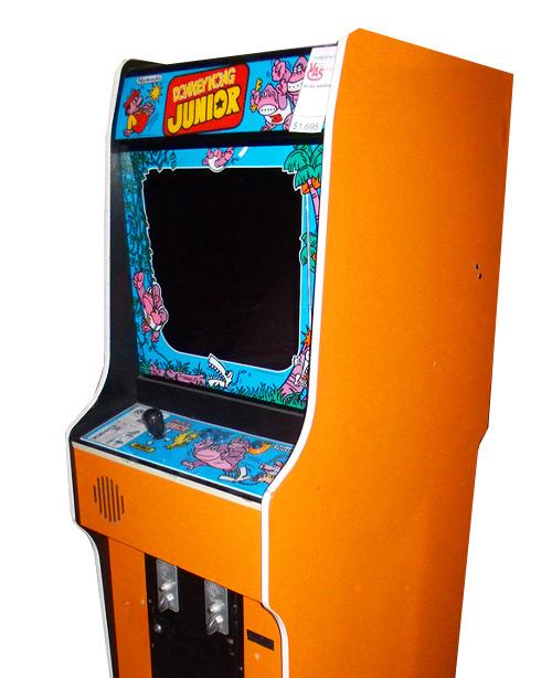 Donkey Kong Junior Arcade Game