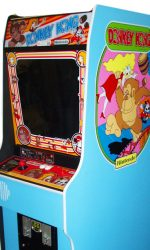 Donkey Kong Restored Arcade Game