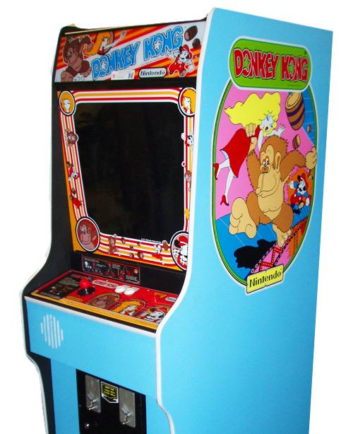 Donkey Kong Restored Arcade Game