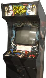 Double Dragon Arcade Game