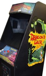 Dragon's Lair Arcade Game