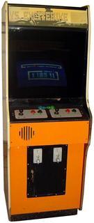 excitebike arcade machine