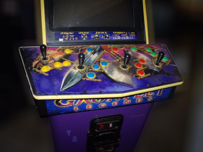 Gauntlet Legends - Vintage Arcade Superstore