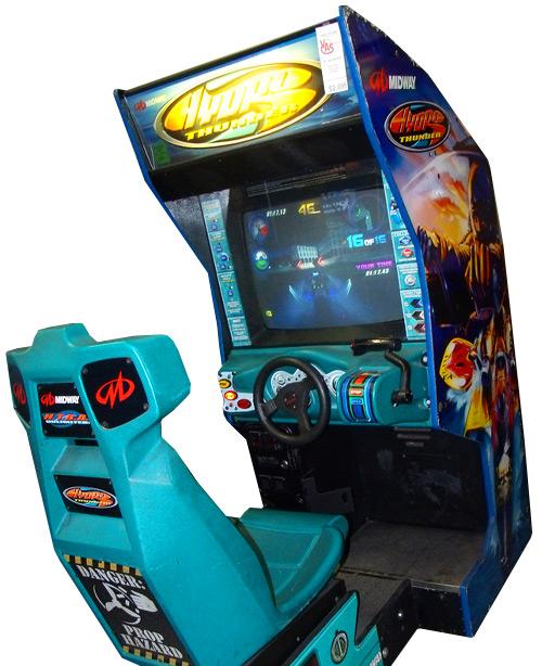 Hydro Thunder Arcade Game