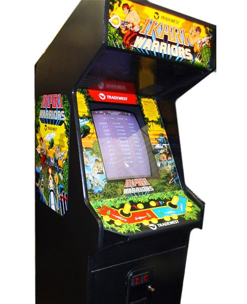 Ikari Warriors Arcade Game
