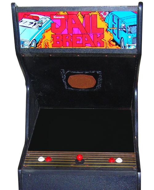 Jailbreak Arcade Game