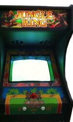 Jungle King Arcade Game