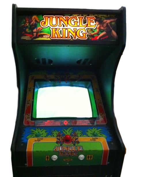 Jungle King Arcade Game