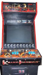 Killer Instinct 2 Arcade Game