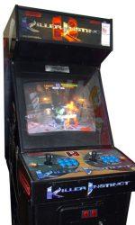 Killer Instinct Arcade Game